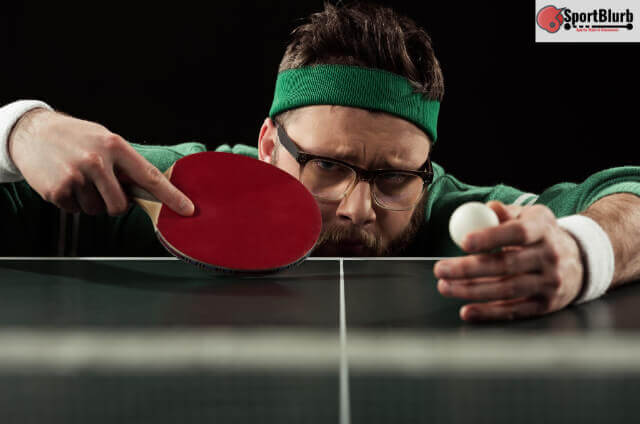 Lose On A Serve In Ping Pong