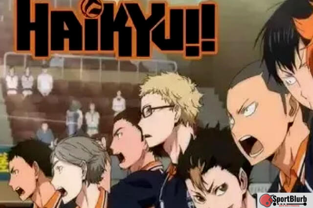 Some Anime Series About Volleyball