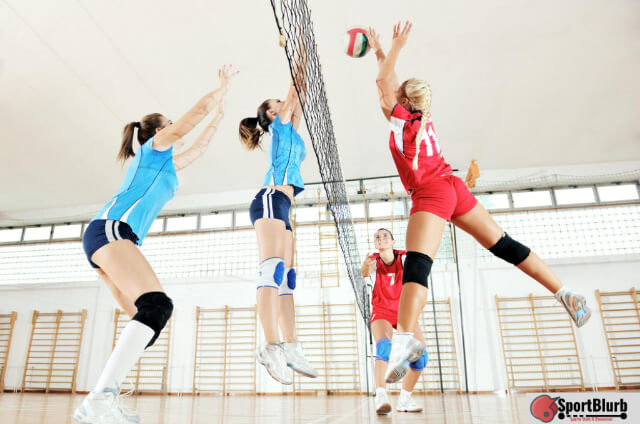 Expect At Volleyball Tryouts