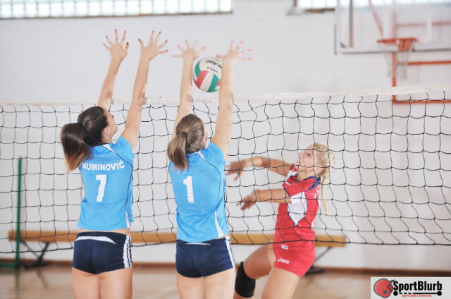 Volleyball Substitution Rule