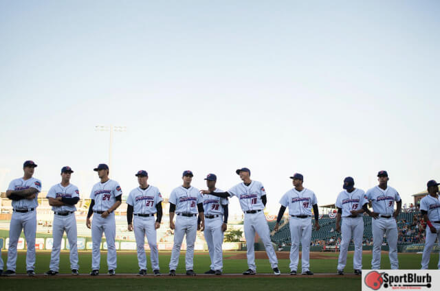 Players Are On A Baseball Team