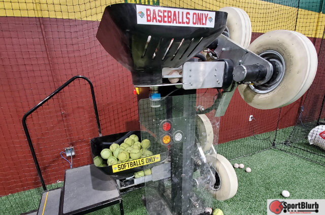 MPH Pitching Machines In Baseball