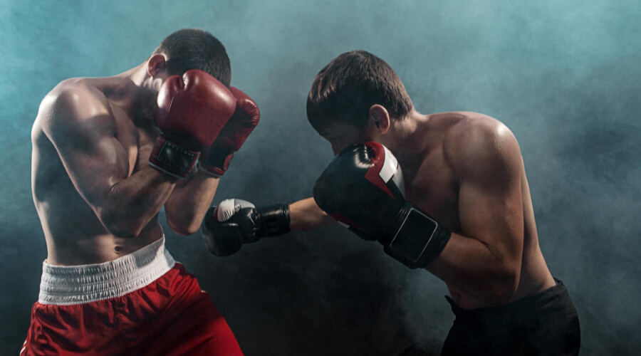 Youth Boxing Rounds